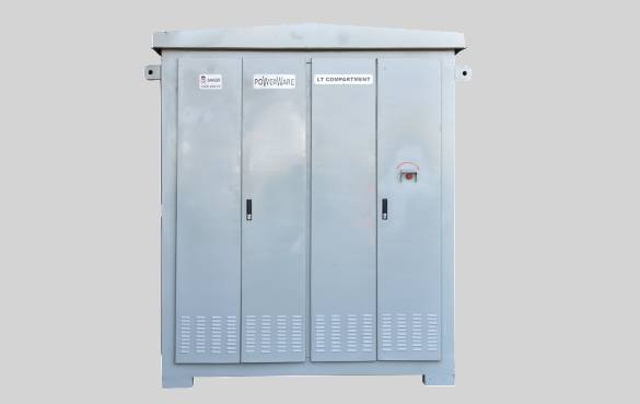 POWERWARE COMPACT SUB STATION-img